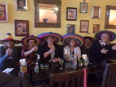 Ladies night out! NZ Mexican- www.flyingburritobrothers.co.nz