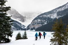 Skiing in Banff National Park. Canadians know how to make winter great. Photo courtesy Canada Keep Exploring www.breathedreamgo.com #INCanada
