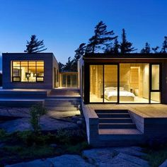 Modern Cottage #architecture