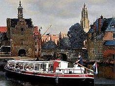 Rondvaart Den Haag - De mooiste rondvaarten in en om Den Haag