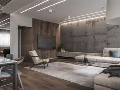 Locate the most effective living-room layout concepts to match your design. Home Living Room, Living Room Designs, Living Room Decor, Living Spaces, Living Room Modern, Modern Interior, Interior Architecture, Interior Design, Furniture Layout