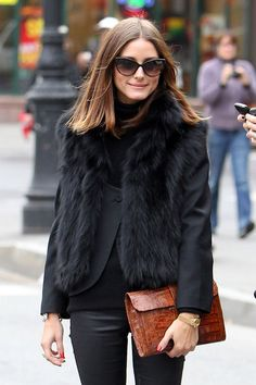 Crazy about fur right now