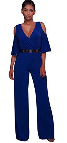 Enzoria Damen Overall Anzug Hausanzug Jumpsuit Bodysuit Einteiler Kurz Trendy Hosenanzug
