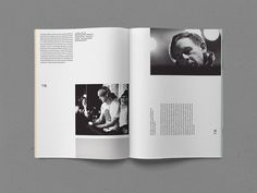 Beethoven Magazine on Behance Magazine Layout Design, Book Design Layout, Book Cover Design, Graphic Design Posters, Graphic Design Inspiration, Typography Design, Lookbook Layout, Lookbook Design, Booklet Layout