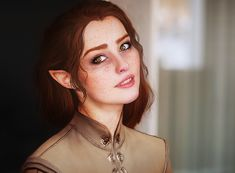 Amoriel is an elf who comes to your character, crying and telling them that her younger brother was captured by humans. Is your character another mythical creature, or a human that helps them? Do they know Amoriel? Will they help her?