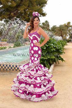 Esperanza de Guadalupe Moda Flamenca