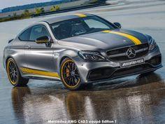 Mercedes-AMG C-Class C63 S Edition 1