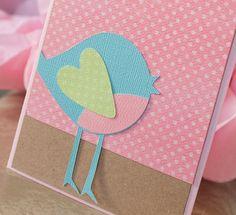 Bird invites - ideas for Caitlin's 2nd birthday