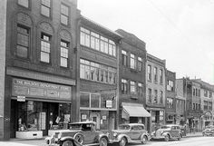 Hill District 1930s