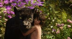 Disney's 'Jungle Book' opens with over $100 million at the box office