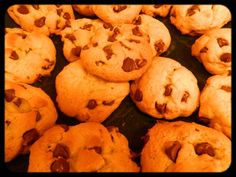Brown Sugarless Chocolate Chip Cookies Sugarless Cookies, Chocolate Chip Cookies, Cookie Bars, Yummy Treats, Health Fitness, Chips, Tasty, Sweets, Brown
