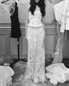 givenchy haute couture autumn/winter 2011-2012