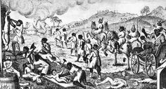 Revolution slaves haitian