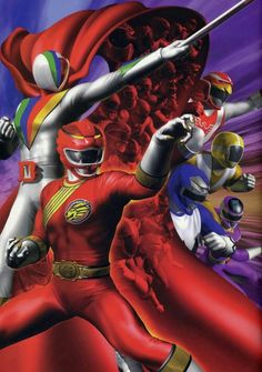 Gaoranger vs Super Sentai