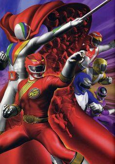 Gaoranger vs Super Sentai