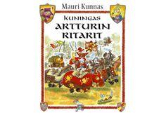 Kuningas Artturin ritarit Comic Drawing, Merlin, Baseball Cards, Comics, Drawings, Illustration, Books, Pictures, Painting