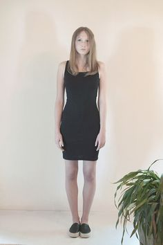 FLUMEN+ jersey fitted dress #PANTHEIST #FLUMENcollection #womenswear
