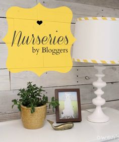 Fun and budget-friendly ideas for nurseries by bloggers | Remodelaholic