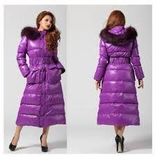 Výsledek obrázku pro full length down coat