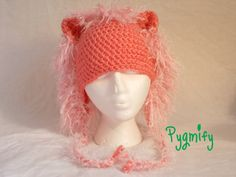 Crochet Steven Universe Inspired Lion Hat by Pygmify on Etsy