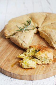 Cocinando entre Olivos: Pan damper australiano. Receta paso a paso.