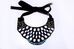 Filcový náhrdelník Bra, Fashion, Moda, Fashion Styles, Bra Tops, Fashion Illustrations, Brassiere