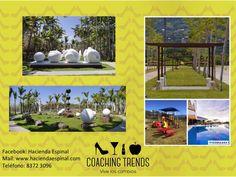 PATROCINADOR / HACIENDA Espinal. Complejo Residencial Coaching Trends