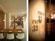 Corso 32, modern Italian restaurant, WeAreAllConnect