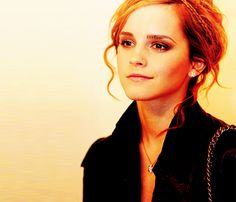 She has always been too pretty to be Hermione.