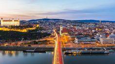 Bratislava - Europe's new tourist magnet