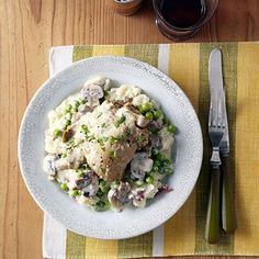 Chicken FricasseeDelish