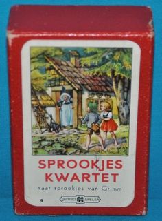 SEVENTIES KIDS GAME - kwartet spel Retro Toys, Vintage Toys, Retro Vintage, Vintage Games, Good Old Times, Lovers And Friends, The Old Days, Sweet Memories, Classic Toys