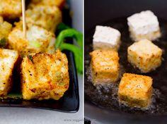 Easy Vegan Tofu Recipe: Chinese Salt & Pepper Tofu