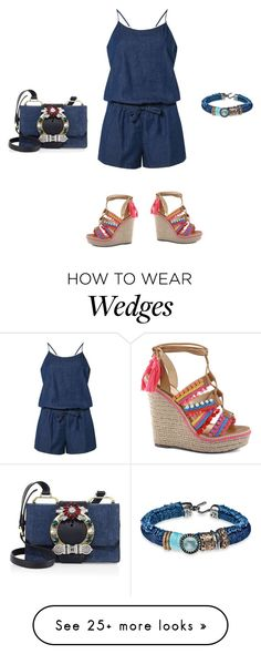 """""""Untitled #487"""" by brain-cosand on Polyvore featuring Dorothy Perkins, Schutz, Platadepalo and Miu Miu"""