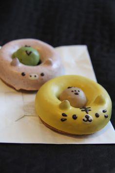 Animal Doughnuts