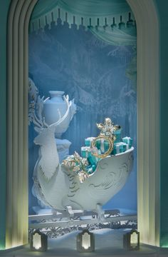 Tiffany & Co. Holiday Wondows 2015_Stag & Schlumberger_4