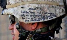 U.S. Marine Fired For Refusing To Remove Bible Verse [SEE DETAILS]