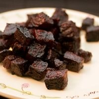 Caramelized Beets | Post Punk Kitchen | Vegan Baking. Making this right now!