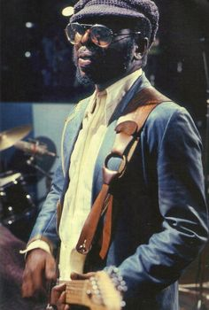 """I used to love to sit and listen to the old people talk about yesterday. There's a lot of good information there."" —Curtis Mayfield"