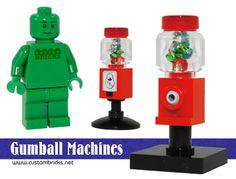 Lego Gumball Machine