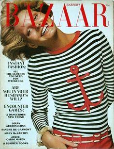 Stripes (Harper's Bazaar, June 1971)