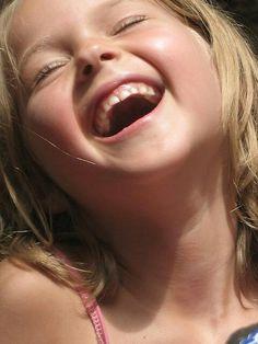 Be joyful - smile!