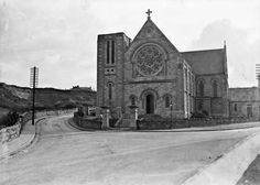 Church Exterior, Howth, Co. Dublin Published / Created: [between ca. In collection: Eason Photographic Collection Dublin, Old Photos, Barcelona Cathedral, Places To See, Ireland, Irish, Exterior, History, Building