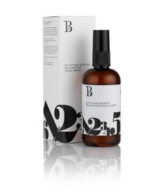 Bloom and Blossom Rejuvenating Facial Spritz is a fantastic skin conditioner with the collagen boosting properties of aloe vera and lime oil improving skin tone and reducing wrinkles and dark shadows.  http://www.bloomandblossom.com/products/bloom-and-blossom-rejuvenating-facial-spritz.html