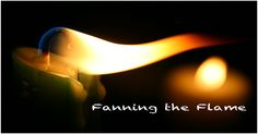 Fanning the Flame game and lesson for preteens