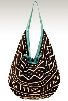 Again, wear lots of black…so this Tylie Malibu bag would be a fun pop of pattern & color!