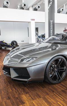 Lamborghini Estoque   | Drive a Lambo @ http://www.globalracingschools.com
