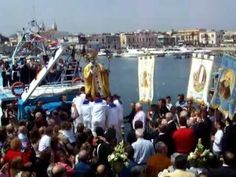 Processione di San Nicola a mare