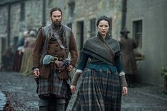 Outlander Season 2, Episode 12 Recap: Always Bet On Black Jack #refinery29  http://www.refinery29.com/2016/06/114513/outlander-season-2-episode-12-recap