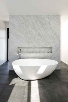 Sublime Carrara Marble bathroom   @rachellewisphotography  #cdkstone #carrara #carraramarble #naturalstone #naturalbeauty #naturesmasterpiece #bathroomdesign #bathroominspiration